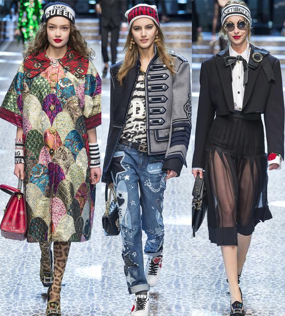 Dolce & Gabbana秀场