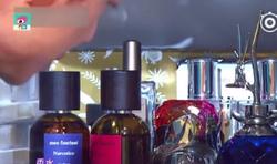 戚薇的冰箱里全是香水 自