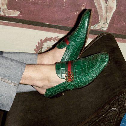 半拖鞋式乐福鞋