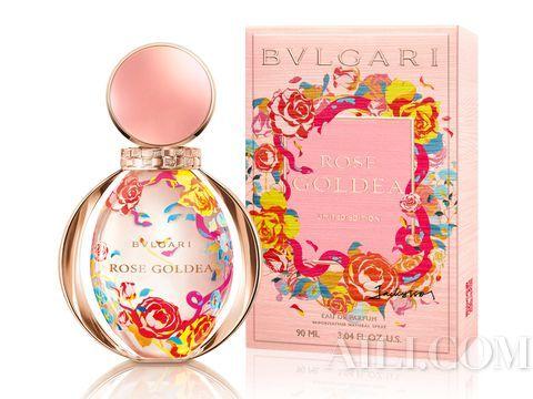 BVLGARI 玫瑰金漾淡香水