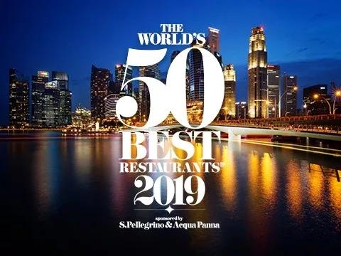 2019全球最佳50餐厅榜单揭晓 今年的新规竟然是……|世界50最佳餐厅|米其林|餐厅