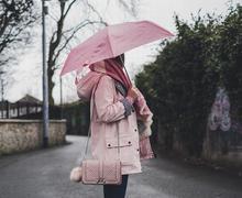 做个在雨中行走的格调代言人