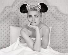 十张芭莎封面了解一下Madonna