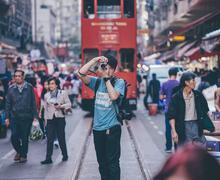 日本小哥拍摄的中国竟这么酷
