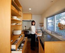 看过日本主妇们的厨房 惊呆了
