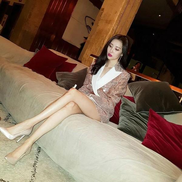 Fashion Hot Girl Legs