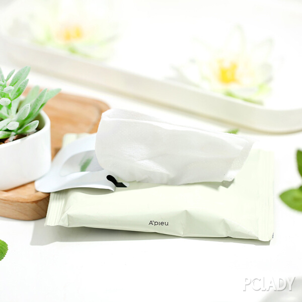 A'PIEU刘海去油湿巾