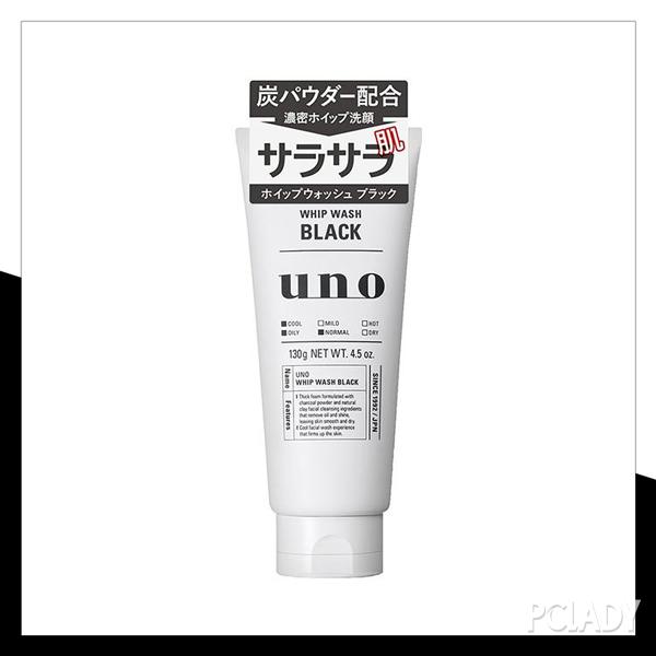 日本资生堂UNO男士洗面奶