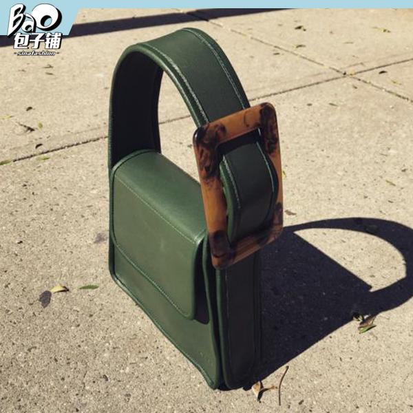 中绿色系包包
