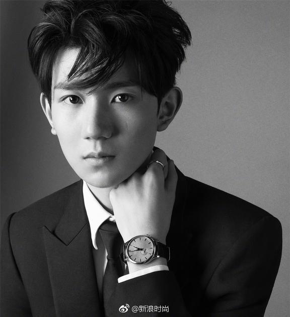 王源成為蕭邦全球最年輕的品牌大使