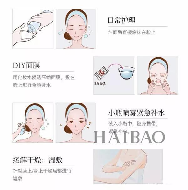 面部排毒Tips