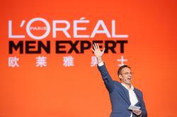 欧莱雅中国副总裁、大众化妆品部总经理杜涵泰先生