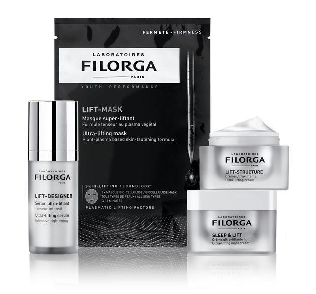 三重紧致提拉 塑造V脸轮廓 FILORGA菲洛嘉提拉紧致塑颜系列重磅上市