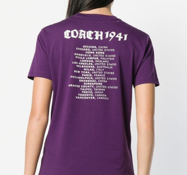 Coach T恤