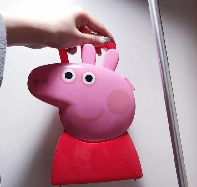 小猪佩奇手包