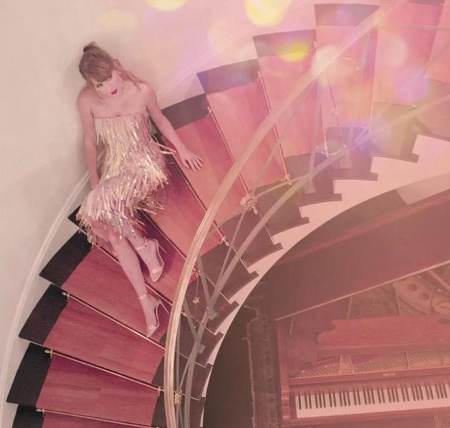 Taylor Swift梦幻少女滤镜
