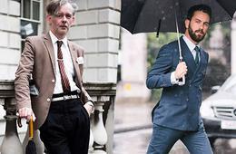 雨季来临 型男如何捍卫绝佳衣品?
