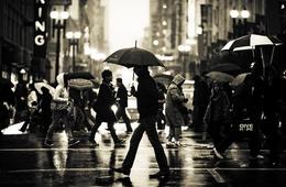 下雨天 是你在雨中最酷的瞬间