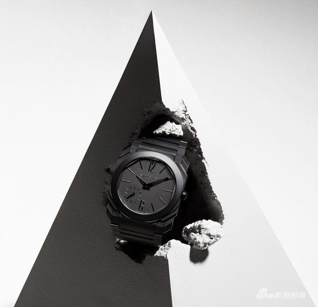 宝格丽Octo Finissimo 陶瓷腕表,SAP CODE:103077