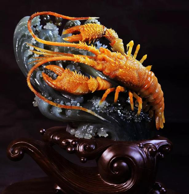 天工奖 龙虾 ·
