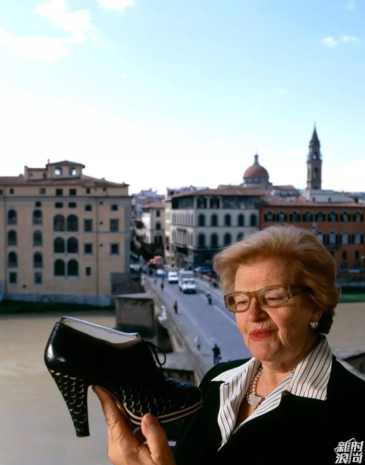 Ferragamo夫人去世 |从穷鞋匠到亿万身家 享年96岁