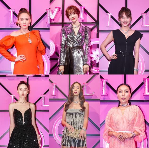 BVLGARI宝格丽Wild Pop高级珠宝系列亮相北京