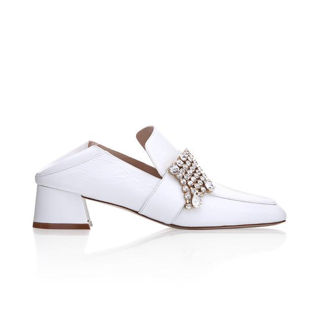 IRISES露跟凉鞋