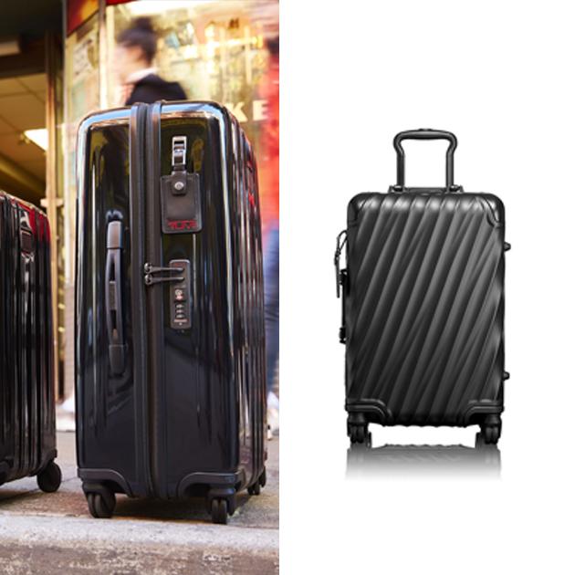 Tumi 19 Degree系列铝合金行李箱