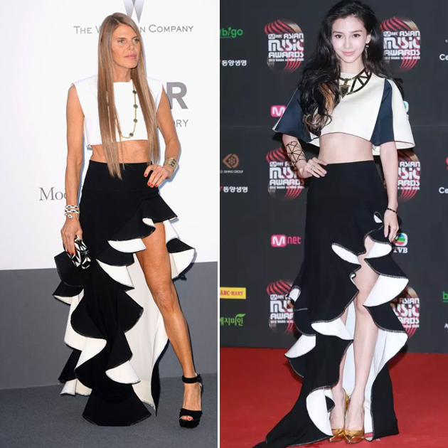 Alexander Wang式的爆款裙