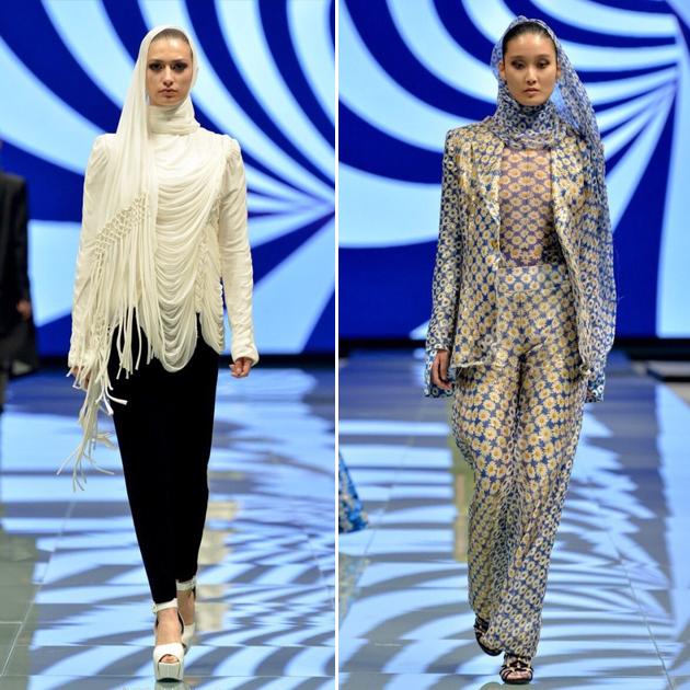 沙特时装周
