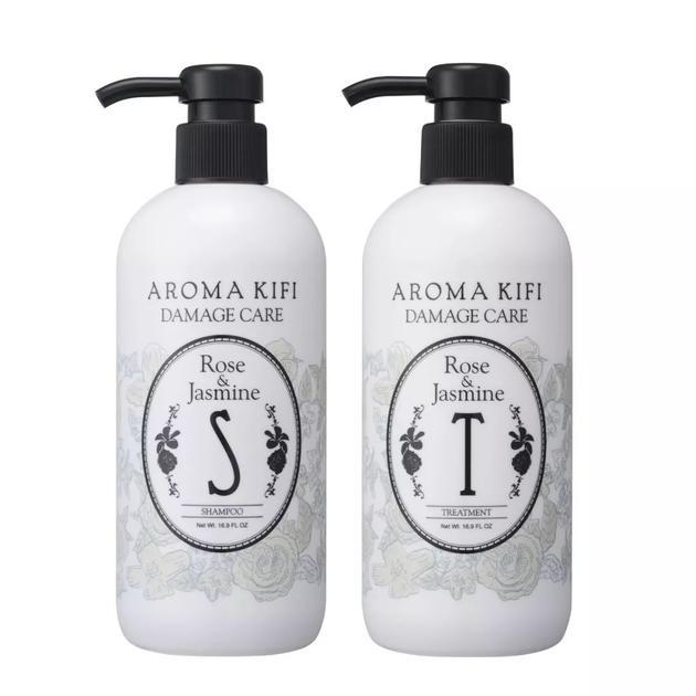 AROMA KIFI植物萃取修护洗&护