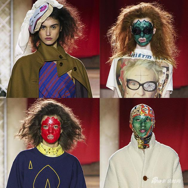 Vivienne Westwood 2019秋冬系列