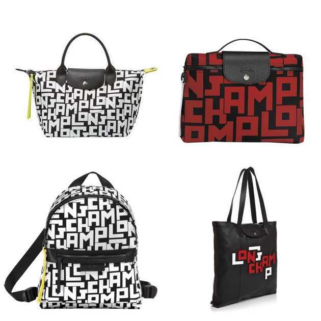 Longchamp新款包包
