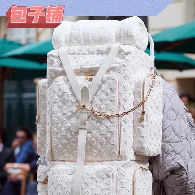 LV 2020春夏男装系列