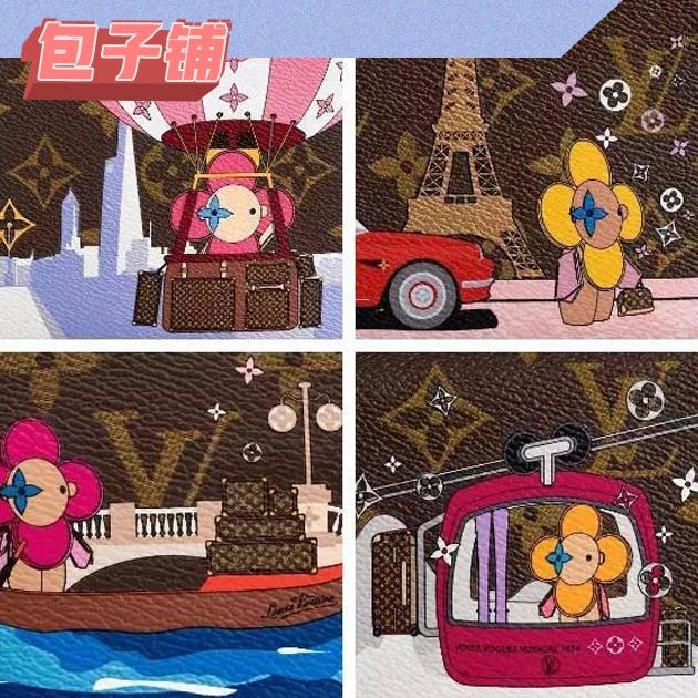 LV圣诞限定包包
