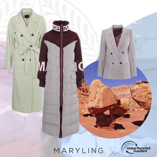 意大利高级时装MARYLING推出全球限量环保胶囊系列