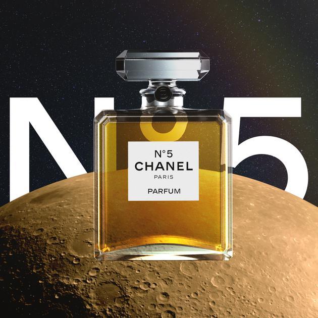 全新魅力革新时尚印象 5号香水百年传奇