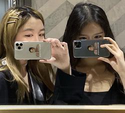 李嫣手机壳是王菲表情包