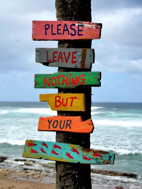 除了冲浪,这里最适合游客的活动,就是在棕榈树下悠闲地散步、欣赏海面上冲浪者矫健的身姿