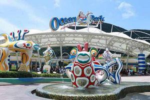 中国主题公园市场竞争激烈 香港海洋公园连续3年亏损