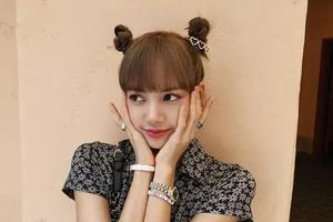 全世界都想成为Lisa 而我只想要她的发夹