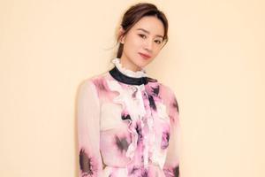 董洁雎晓雯演绎Prada 2019春夏系列全新扎染单品