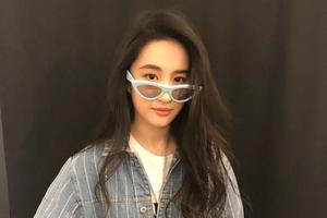 刘亦菲竟然自曝戴假发 秃头少女不要盲目跟风