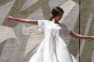 白色连衣裙今年夏天要火过小黑裙?反正我信了