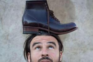 不羁和叛逆 工装靴到底该怎么盘?