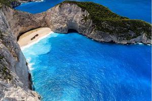 一望无际的金色沙滩 世界上最美丽的10个海滩