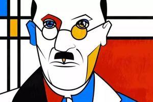 他画一条线,影响了艺术和时尚界