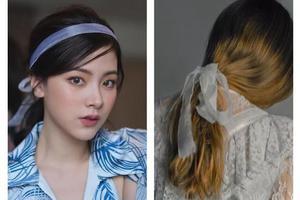 泫雅Jennie都在戴的发带 才是变Slay又省钱的利器