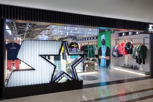 美国运动品牌STARTER中国首店落户北京西单大悦城