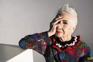 93岁入行96岁成头牌模特 人生下半场凭什么就要人老珠黄?